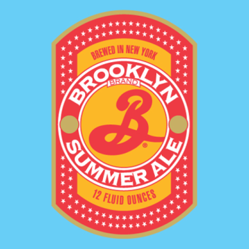Brooklyn 'Summer' Ale 16oz Sgl (Can)