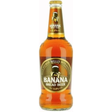 Wells Banana Bread Ale 500ml