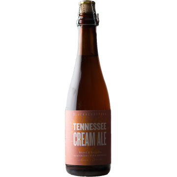 Blackberry Farm 'Tennessee Cream Ale' Wild Farmhouse Ale 375 ml
