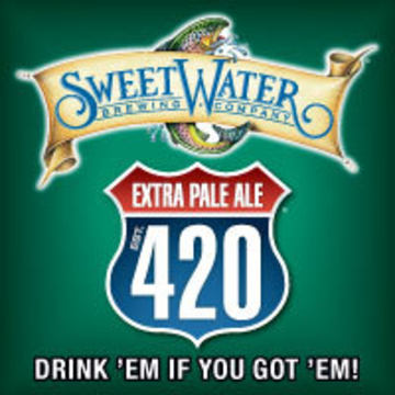 Sweetwater '420' Case (12oz - Box of 24)