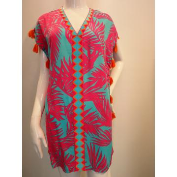 Escapada Eden Cover Up Tropics