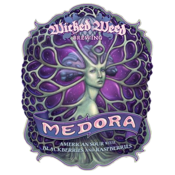Wicked Weed 'Medora' Sour Ale 500ml