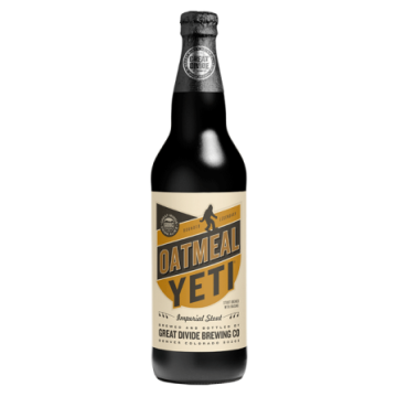 Great Divide 'Oatmeal Yeti' Imperial Stout 22oz