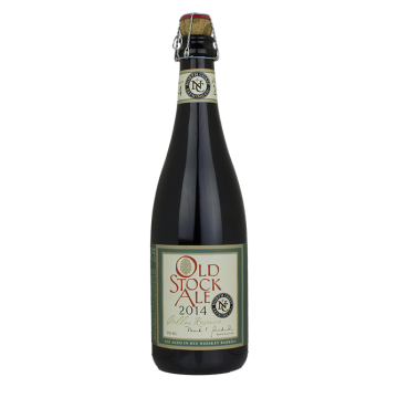 North Coast 'Old Stock Cellar Reserve - 2014 (Rye Whiskey Barrels)' 500ml