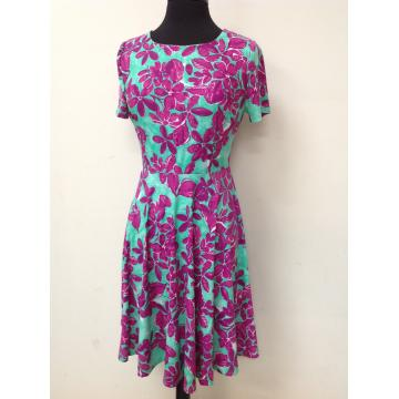 Aryeh Printed Dress