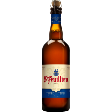 St. Feuillien Abbey Tripel 750ml