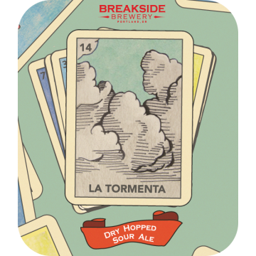 Breakside 'La Tormenta' Dry Hopped Sour Ale 22oz