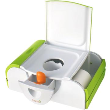 Boon Potty Bench Toilet- green