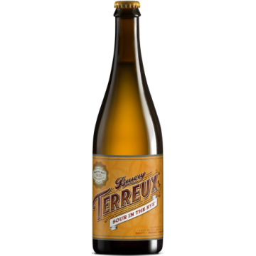 Bruery 'Sour in the Rye 2016' Sour Ale 750ml
