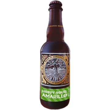 Almanac 'Hoppy Sour: Amarillo' 375ml