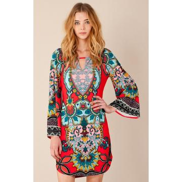 Hale Bob Valri Starburst Dress