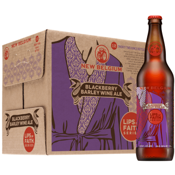 New Belgium 'Blackberry Barleywine' 22oz