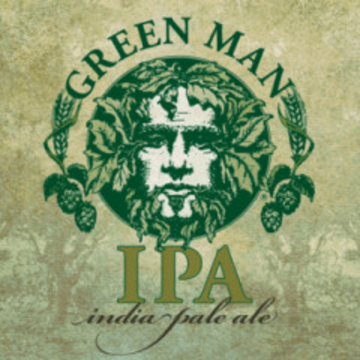 Green Man IPA Case (12oz - Box of 24)