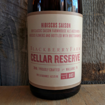 Blackberry Farm 'Hibiscuis Saison - Cellar Reserve' 750ml
