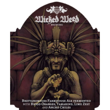 Wicked Weed 'Malice' 500ml
