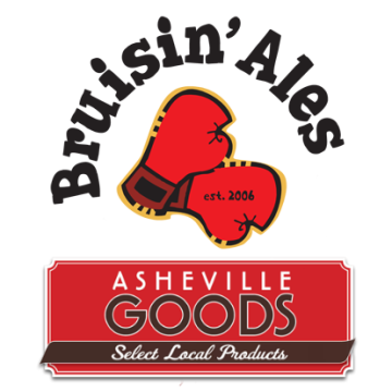 Bruisin' Ales & Asheville Goods Gift Boxes