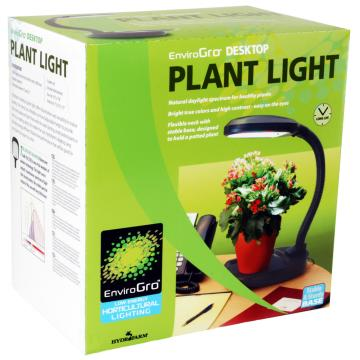 Desktop Plant Light w/ 27w CFL