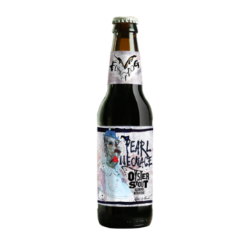 Flying Dog 'Pearl Necklace' Chesapeake Stout 12oz Sgl