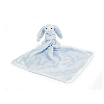 JC Blue Bashful Bunny Soother