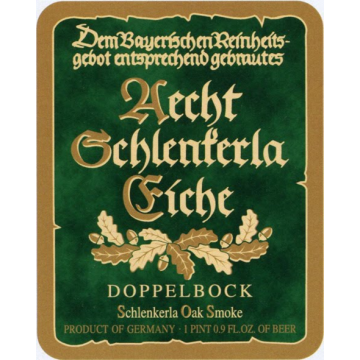 Aecht Schlenkerla 'Oak Smoked Dopplebock' 500ml