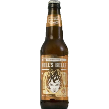 Big Boss 'Hells Belle' Belgian Ale 12oz Sgl