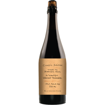 Blackberry Farm 'Classic Saison' 750ml