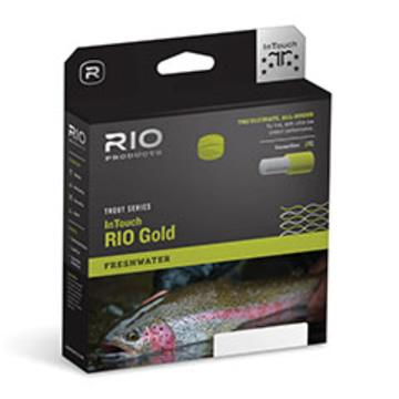 Rio Trout Series InTouch Rio Gold Fly Line
