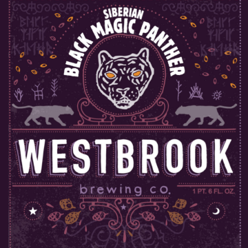 Westbrook 'Siberian Black Magic Panther' Imperial Stout 22oz