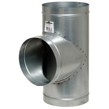 Active Air T Connector 8 x 8 x 8""
