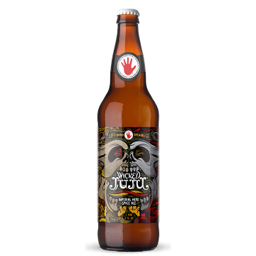Left Hand 'Wicked Juju' Imperial Ginger Ale 22oz