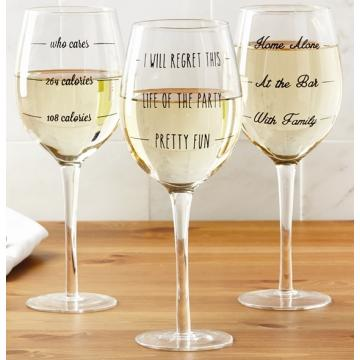 Novelty Wine Glass