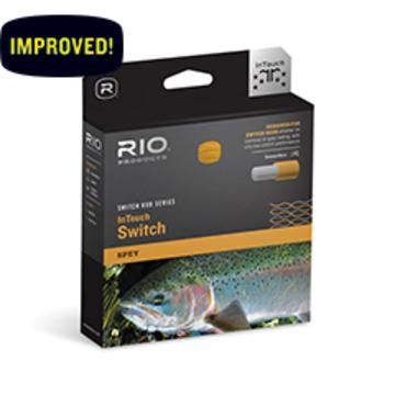 Rio Switch Rod Series InTouch Switch Chucker Fly Line