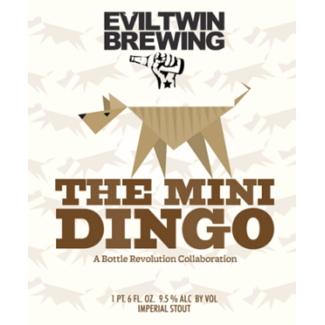 Evil Twin 'The Mini Dingo' 22oz
