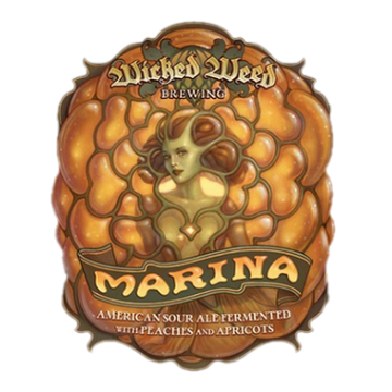 Wicked Weed 'Marina' Sour Ale 500ml