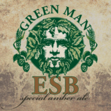 Green Man ESB Case (12oz - Box of 24)