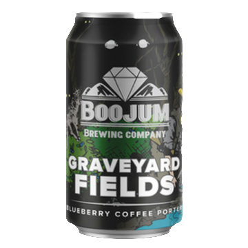 BooJum 'Graveyard Fields' Blueberry Coffee Porter 12oz Sgl (Can)