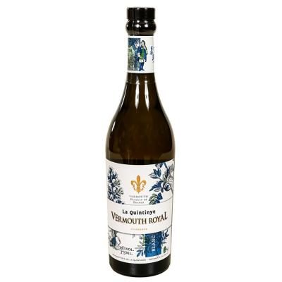 La Quintinye Vermouth Royal Blanc (375ml)