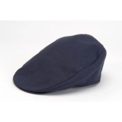 Hat: Linen Tailor Cap Navy