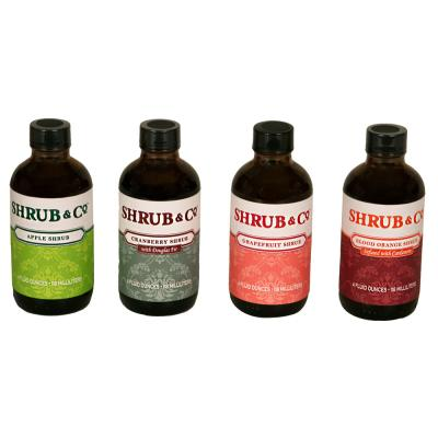 Shrub & Co- Winter Gift Set 4pk