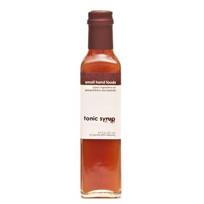 Small Hand Foods- Tonic Syrup 8.5oz