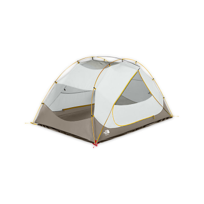 TALUS 4 Person Tent Castor Grey/Arrowwood Yellow OS