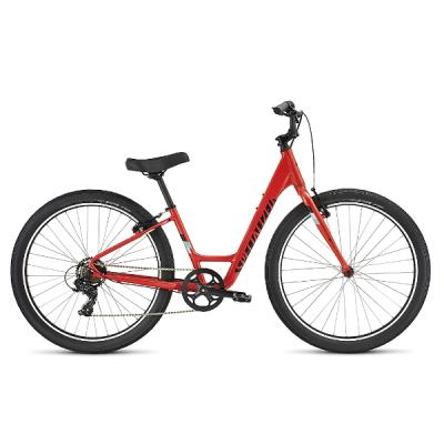 Specialized Roll V Low Entry 2017 Red/Turquoise/Silver L Bicycle