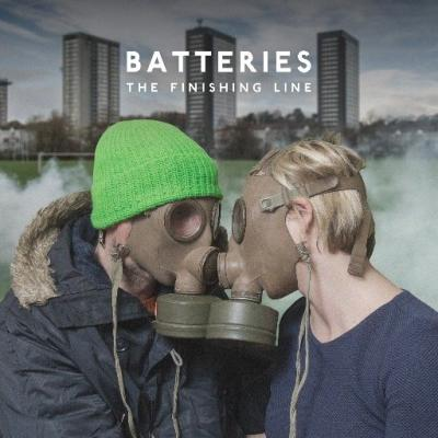 Batteries - The Finishing Line [LP] (limited to 200, indie-retail exclusive)