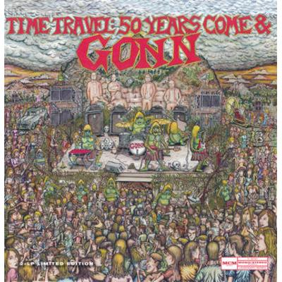 GONN - Time Travel: 50 Year Come and GONN (2LP)