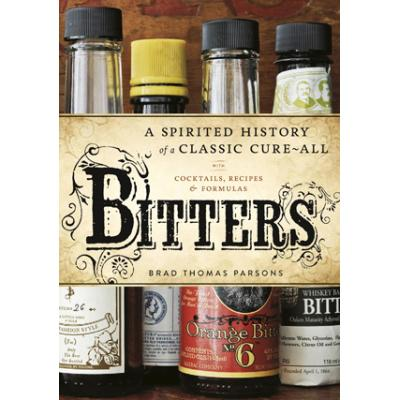 Bitters Book-Parsons