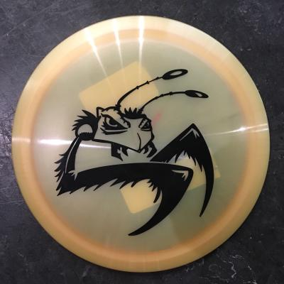 Discraft Elite-Z Big Stamp Mantis 171g / Pale Orange