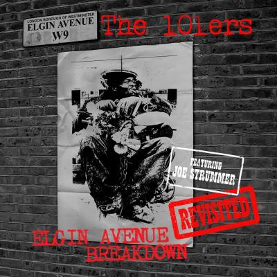 101ers, The (feat. Joe Strummer) - Elgin Avenue Breakdown (Revisited) [2LP] (Red Vinyl, limited to 7500, indie-retail exclusive)