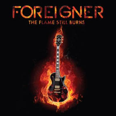 "Foreigner - The Flame Still Burns (10"" Vinyl)(Black Friday Exclusive)"