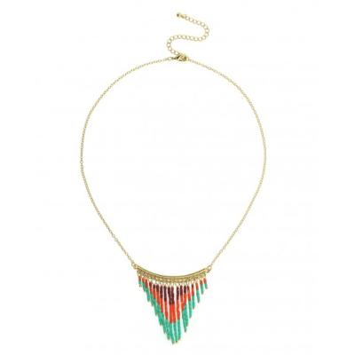 Indi Fringe Necklace