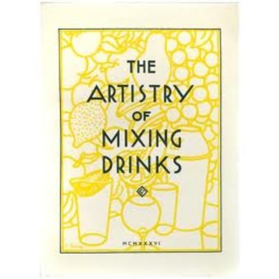 Artistry of Mixing Drinks